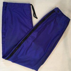 REI Men's Blue Ski Pant Lightweight Nylon Size S